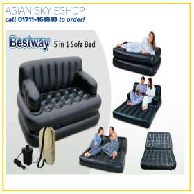 Bestway 5 in 1 Sofa Cum Bed