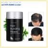 Item Type: Hair Building Fibers Net: 22g Function: Make Hair Thick Ingredients: Cellulose, Sodium, Sulfate, Aluminate Silicate, Ammonium Chloride