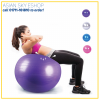 Durable PVC Anti-burst Gym Ball-Blue