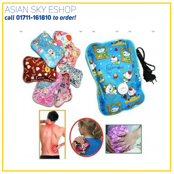 Hot Water Bag Pain Relief