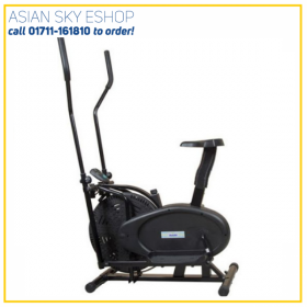 Orbitrac Exercise Bike 2 In 1-16