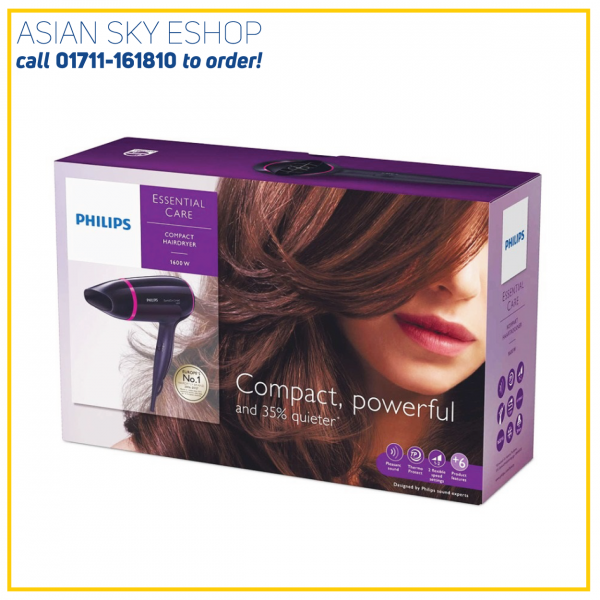 Philips Hairdryer HP496122