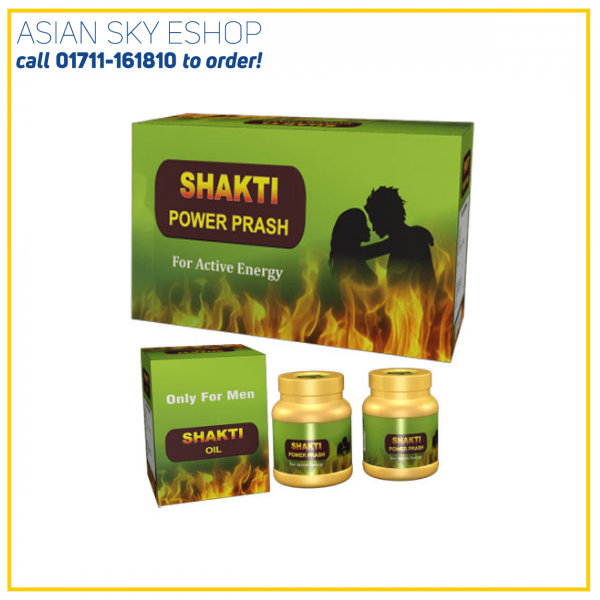 Shakti Prash is a 100% herbal supplement benefitting men suffering from erectile dysfunction and women suffering from low libido.