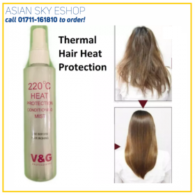 V&G Heat Protection Spray
