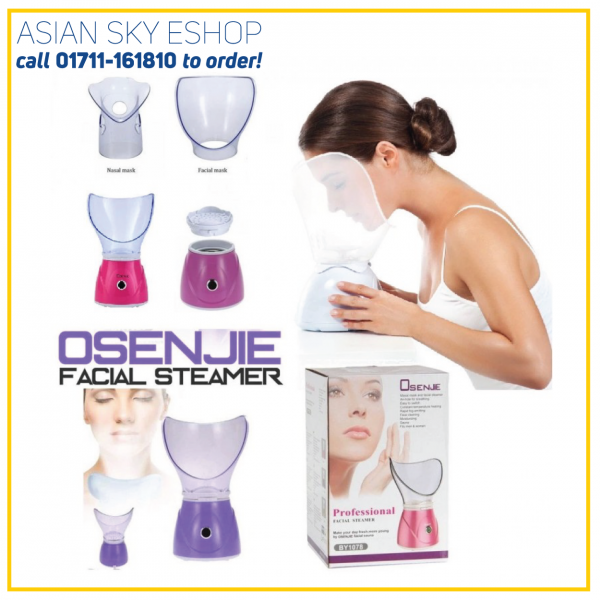 OSENJIE BY1078 facial steamer nasal mask sauna
