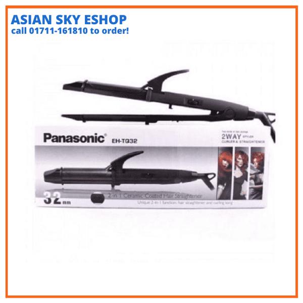 Panasonic Curler Hair Straightener