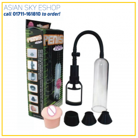 Penis Enlargement pump Personal Care Sexual Wellness