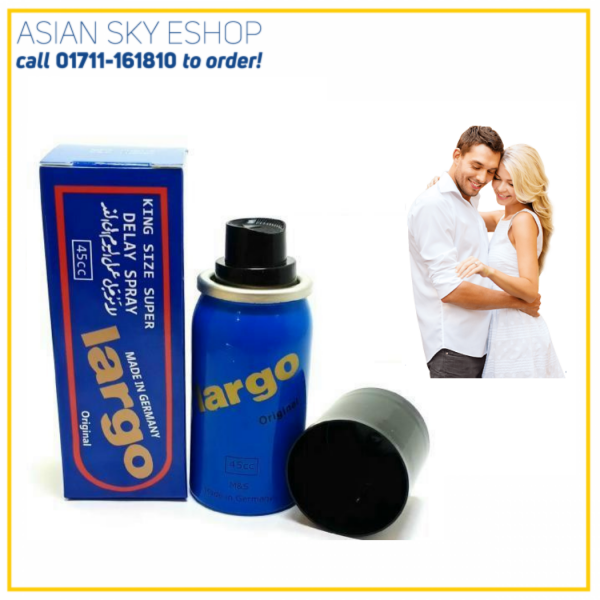 Largo Delay Spray Original For Men Long Time