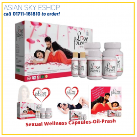 Sexual Wellness Capsules-Oil-Prash