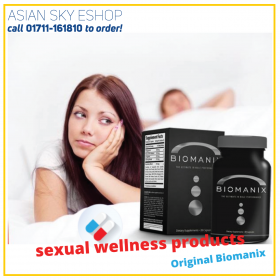 Original Biomanix Enlargement Capsule for Men